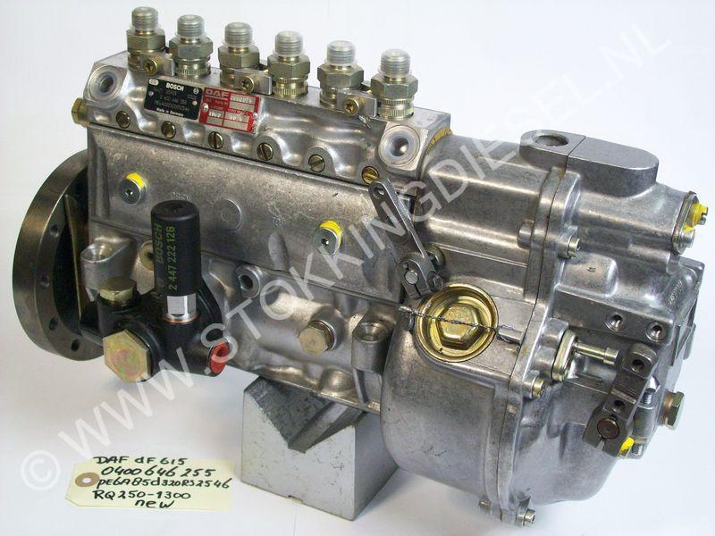 Wonderbaarlijk Brandstofpompen - DAF - Dieselservice Stokking BV VT-24